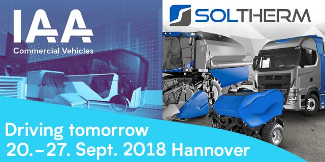 IAA Hannover 2018 Trade Fair